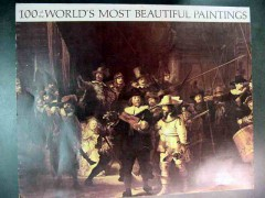 100 of the worlds most beautiful paintings art book