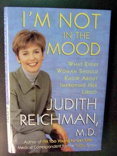 im not in the mood improving your libido judith reichman book