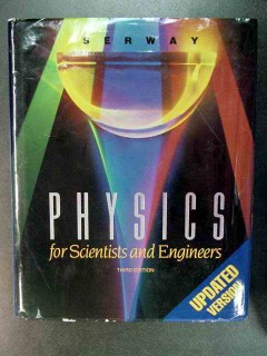 physics for scientists and engineers book 350 worded examples