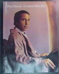 paul simon greatest hits etc piano music book