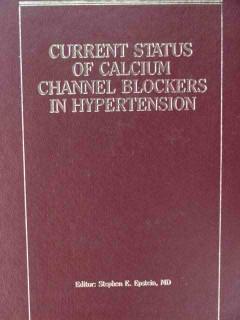 calcium channel blockers in hypertension stephen epstein medical book