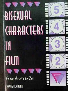 bisexual characters in film wayne bryant gay lesbian interest book
