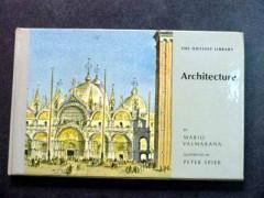architecture mario valmarana illustrated vintage book