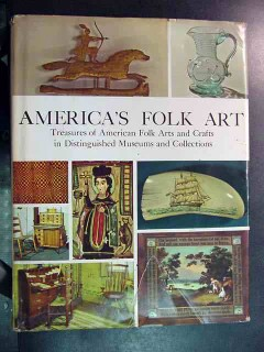 americas folk art treasures arts and crafts book