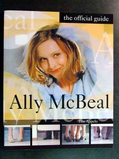 ally mcbeal the official guide tim appelo 1st edition book