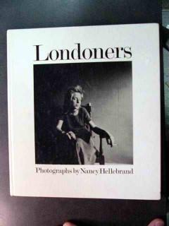 londoners nancy hellebrand photograph art book