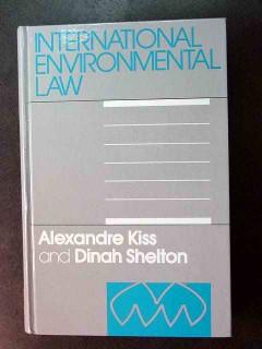 international environmental law kiss and shelton book