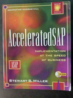 accelerated sap r3 steward miller book with cd