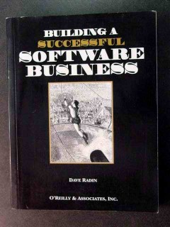 building a successful software business dave radin book