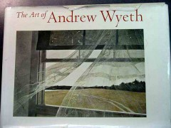 art of andrew wyeth paintings book