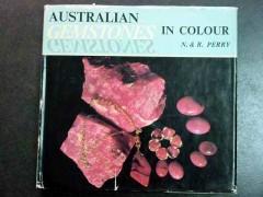 australian gemstones by n r perry rough cut gems book