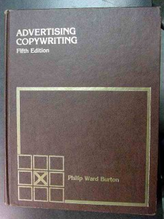 advertising copywriting philip burton book