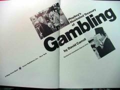 playboys illustrated treasury of gambling david carroll book