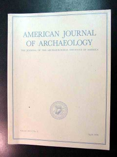 american journal of archaeology vol 100 april 1996 no 2 magazine