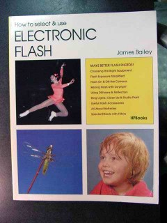 how to select and use electronic flash james bailey photography book