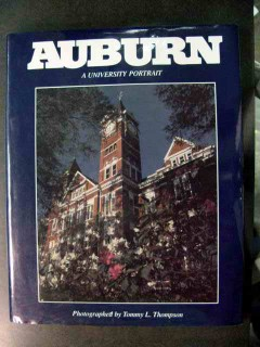 auburn university alabama tommy l thompson portrait photos book