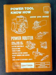 power router sears craftsman scroll sabre saw tools know how manual