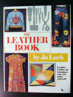 leather book clothes furniture you can make yourself jo loeb
