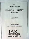 ias financial institute library volume 1 and 2 management books