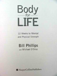 body for life bill phillips 12 weeks strength training book