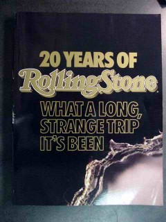 20 years of rolling stone long strange trip jann wenner book