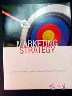 marketing strategy ferrell luck lucas market plan swot book