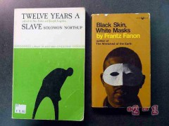 black skin white mask fanon twelve years slave northup 2 books