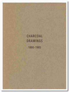 charcoal drawings 1880-1985 janie c lee gallery art book