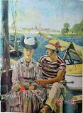 impressionism pierre courthion monet homer gogh paintings art book