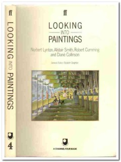 looking into paintings by norbert lynton rare art book