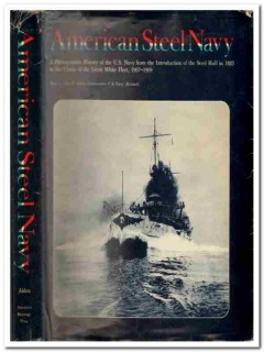 american steel navy john alden photographic history of ships book
