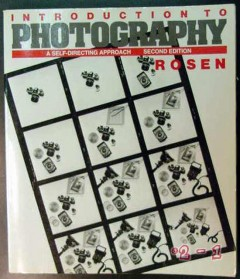 introduction to photography marvin rosen camera lenses book
