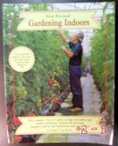 gardening indoors george van patten greenhouse guide book