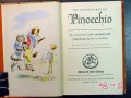 adventures of pinocchio carlo collodi fritz kredel vintage book