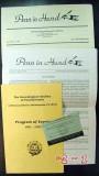 pennsylvania genealogical magazine 1990 1991 1992 3 genealogy books