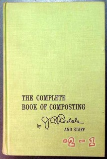 complete book of composting organic gardening farming book