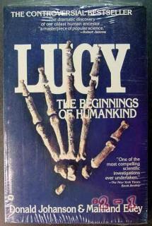 lucy beginnings of humankind donald johanson maitland edey book
