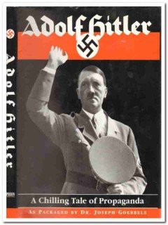 adolf hitler nazi propaganda goebbels ww2 photographs book