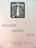 blewett high school st louis missouri mo 1938 vintage yearbook