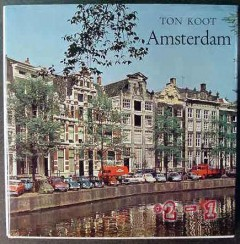 amsterdam ton koot beautifully illustrated travel book