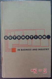 automation business industry eugene grabbe vintage computer book