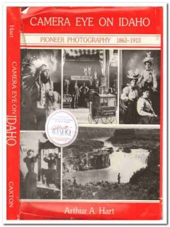 camera eye on idaho pioneer photo 1863-1913 arthur hart book