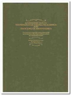 principles of aeronautical design paper aeroplane perrigrew book
