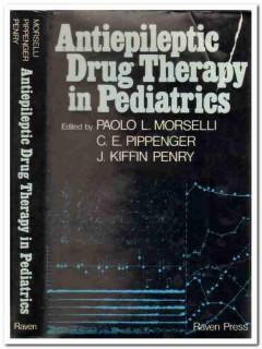 antiepileptic drug therapy in pediatrics morselli medical book