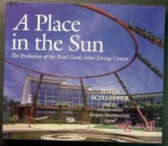a place in the sun solar living center john schaeffer book