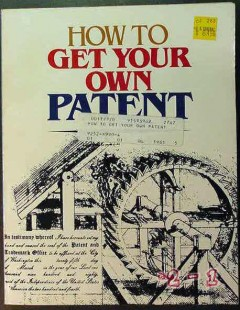 how to get your own patent forms model robert richardson book