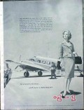 beech aircraft corp 1960 super g18 holidays beechcraft vintage ad