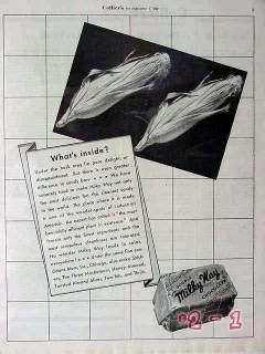 mars inc 1934 milky way whats inside candy vintage ad