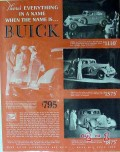 buick 1934 everything name art deco series 40 50 60 90 car vintage ad