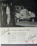 buick 1934 flint mi beauty enriches famous value motor car vintage ad